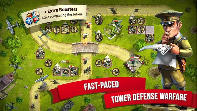 Toy Defence 2 — Tower Defense game poster