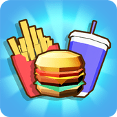Idle Diner! Tap Tycoon icon