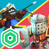 Pocket Battles - Free Robux - Roblominer icon
