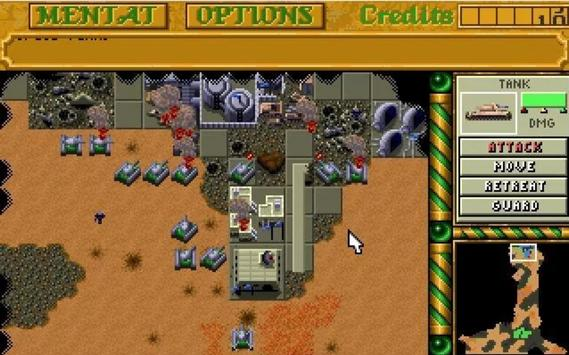 Dune 2 screenshot 1