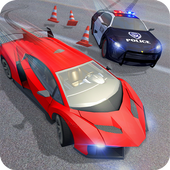Cops Smash-Police Car Chase Game 2021 icon