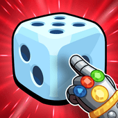 Merge Neon Dice icon