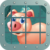 Piggy Escape: Pig Game Simulator icon