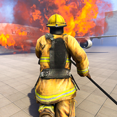 Firefighter Games: Fire Truck Game icon