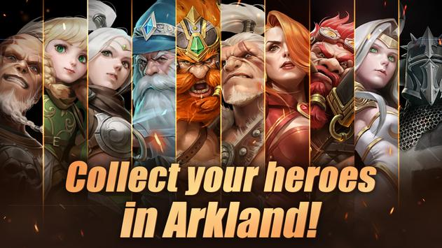 Conquest of Arkland poster