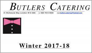 Winter Brochure 2017-2018