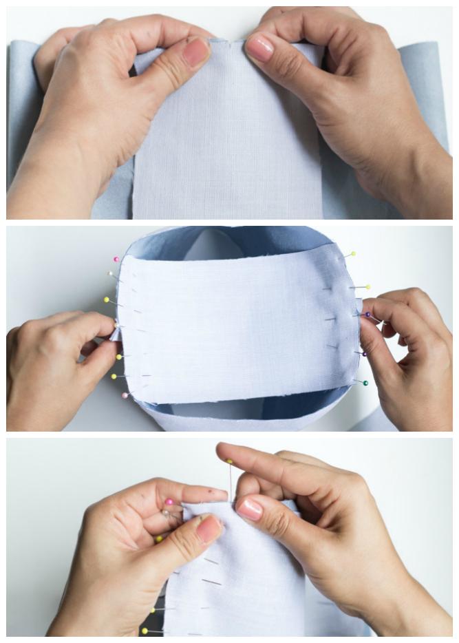 Anleitung Bucket Bag - Tweed & Greet