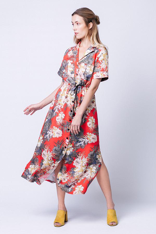 Reeta Dress by named clothing