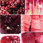Mit Rot ist gut Kirschenessen – Unsere Challengefarbe im Juli