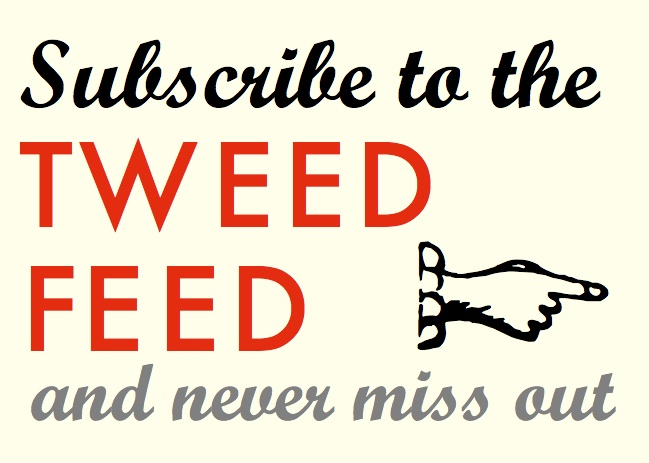 Subscribe to TWEED's RSS Feed
