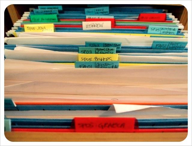 Academic Files