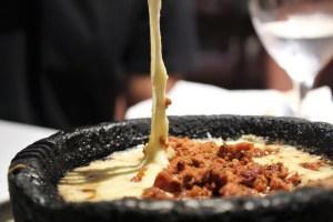 Grand Fiesta Americana Puerto Vallarta - cheese and chorizo