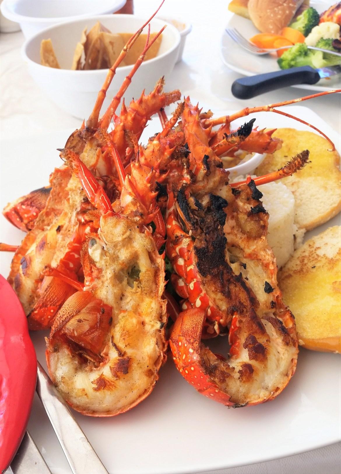 Ah Caramba! Puerto Vallarta $15 lobster