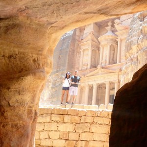 Visiting Petra, one of the new 7 wonders of the world is no easy task. Here is my recap of my 2-day excursion to Petra & Wadi Rum, using Desert Eco Tours.