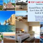 and Fiesta Americana Los Cabos All-Inclusive Golf & Spa is a beautiful family-friendly resort in Los Cabos Baja California Sur, Mexico.