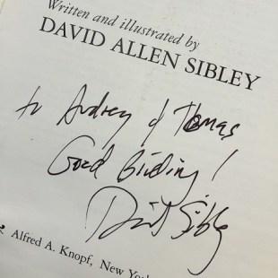 Sibley Signing
