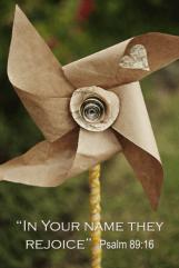 Pinwheel:Rejoice