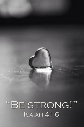 Glass Heart/Strong