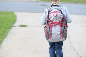 Littles Style | Back To School with Lands End