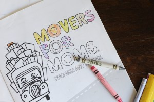 How To Have a Stress-Free Moving Day with Kids