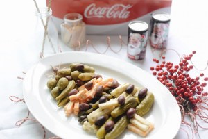 Christmas Tree Antipasto Platter