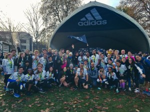Adidas Runners London