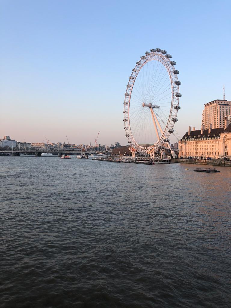 Londres en 3 jours : London Eye