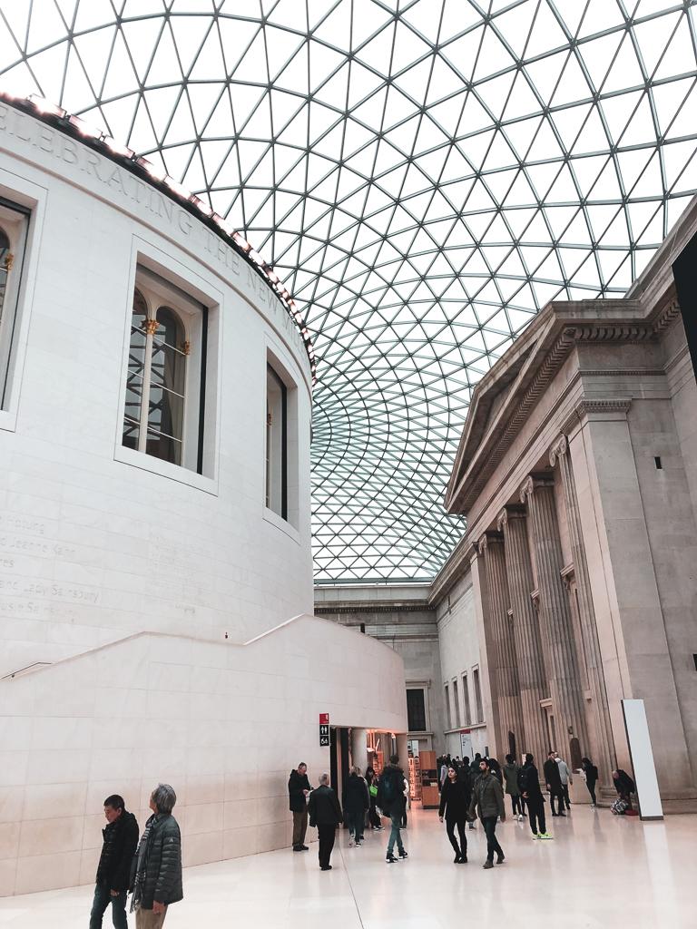 Visiter Londres : British Museum