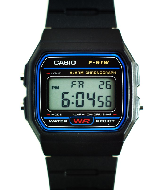 Casio watch for army