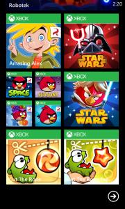 Games (WP8)