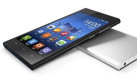 The Xiaomi Mi3