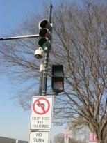 pedestrian crossing countdown