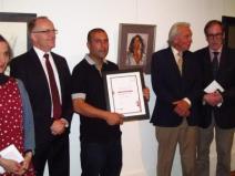 Award for portrait