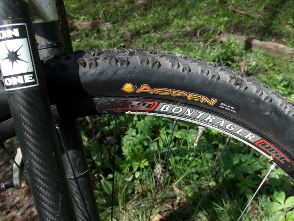 """Maxxis Aspen 29""""er Tire: Out Of The Box/ First Impressions"""