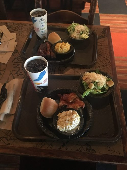Seaworld S All Day Dining Deal Twenty Something In Orlando