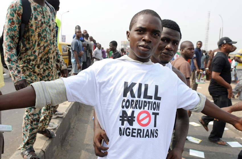 Nigeria, Second Most Corrupt Country In West Africa