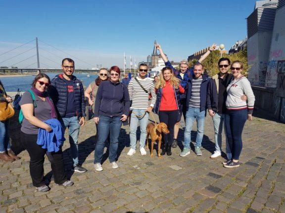Tour guide job in Dortmund