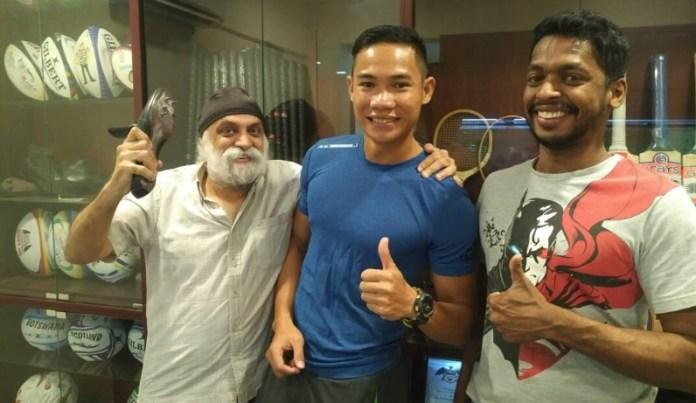 Mohanjit, Rayzam & Allan