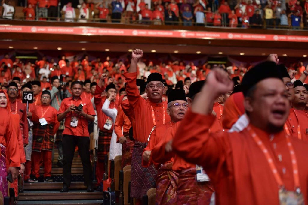 Umno General Assembly 2018