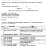 Johor HA form