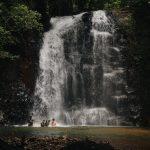 Waterfall Endau Rompin