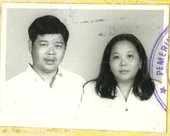 Chen Wen Yu and Wong Mei Tju.