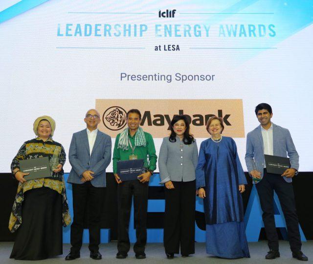 ILEA winners