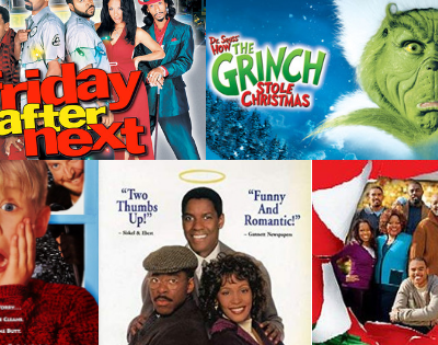 10 Favorite Holiday Movies