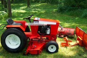 John Deere 325 Garden Tractor Snow Er  Garden Ftempo