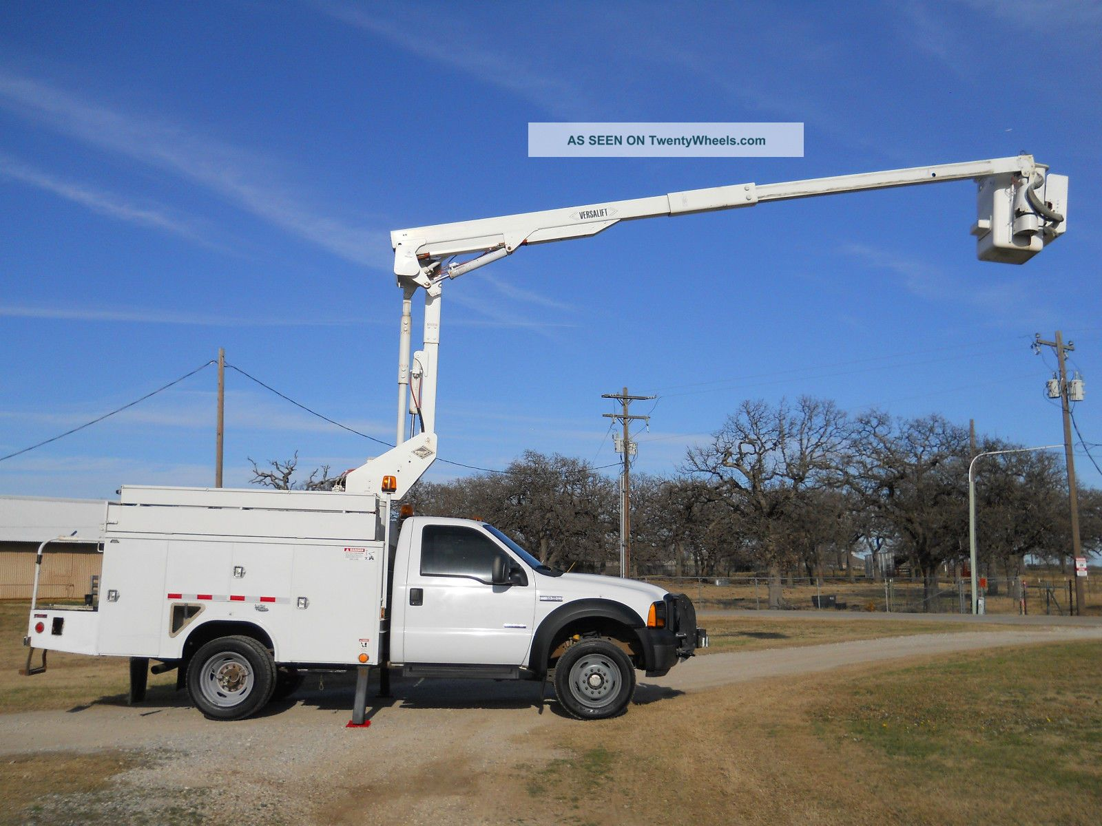 Versalift Bucket Trucks Wiring Diagram