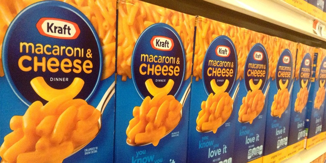 Toxic Industrial Chemicals Found in 10 Types of Macaroni and Cheese Powders