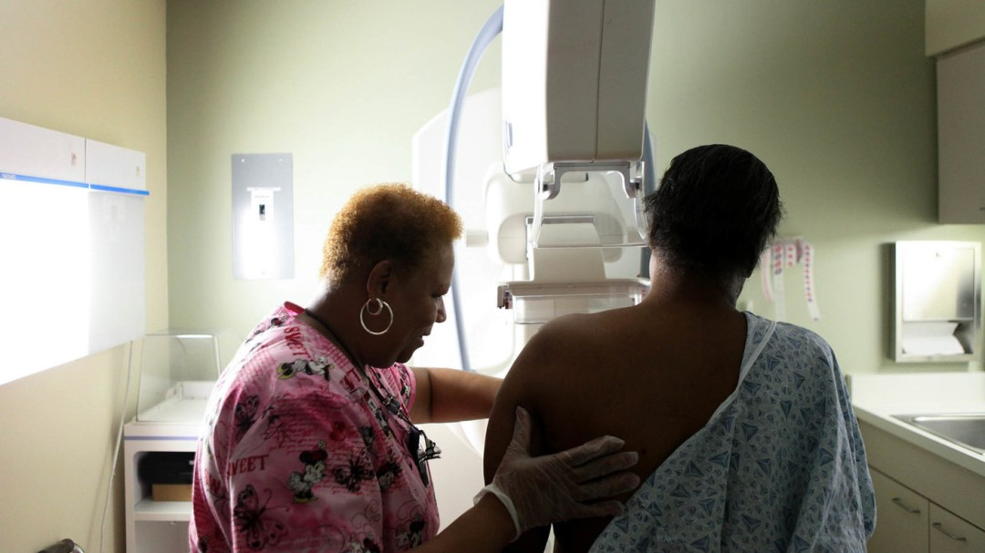 Breast Cancer Test May Identify Low-Risk Tumors That Don't Require Treatment
