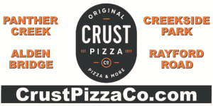 Crust Pizza logo