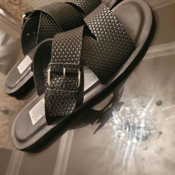 TAN Slippers 020 1